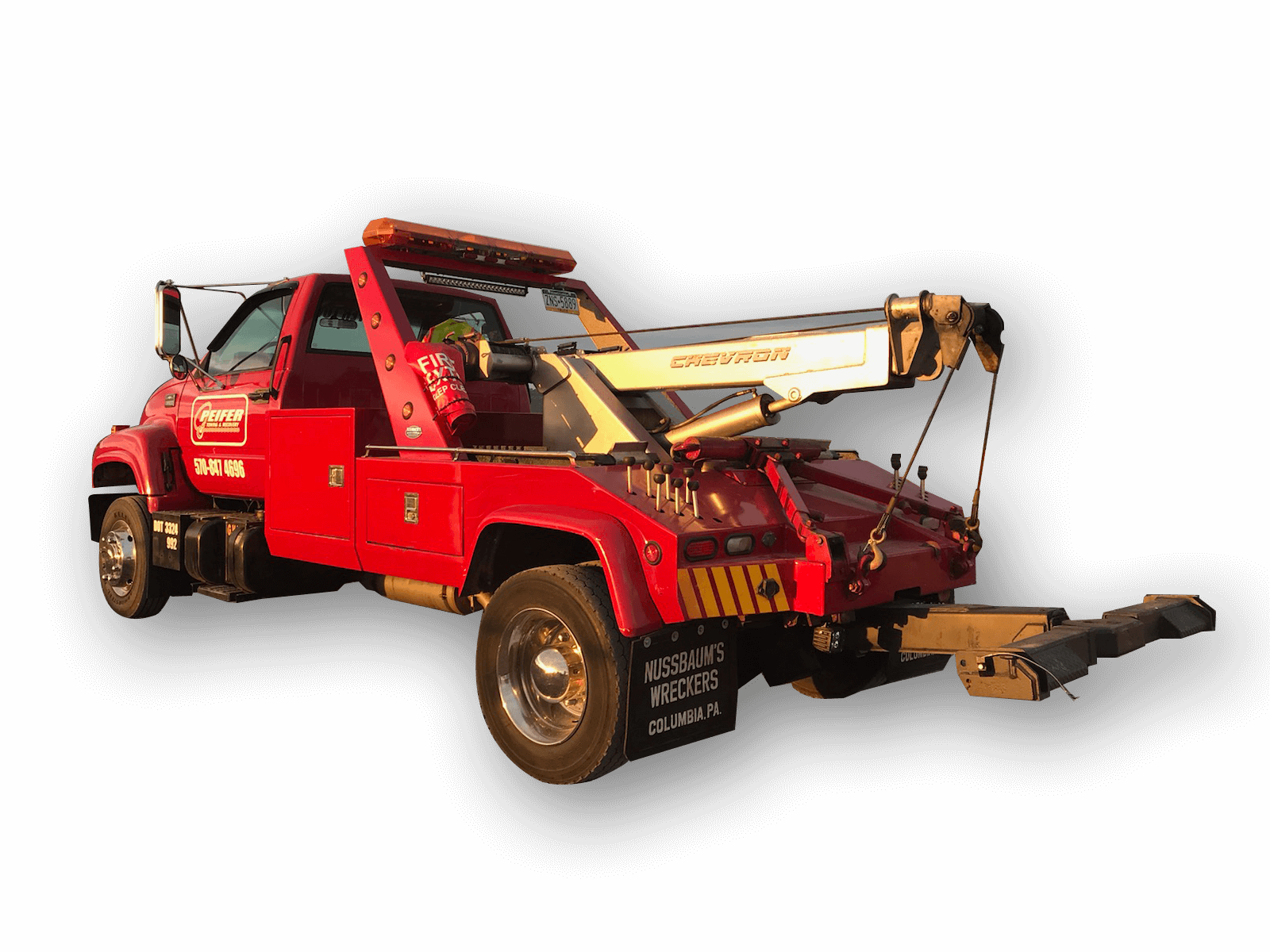 Peifer Towing And Recovery Shadow V2